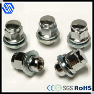 Carbon Steel Square T Head Lug Nut for Cars pictures & photos