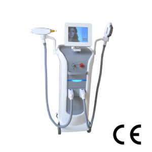IPL +RF+Cooling+ND YAG Laser Beauty Machine IPL Laser Treatment Hair Removal pictures & photos