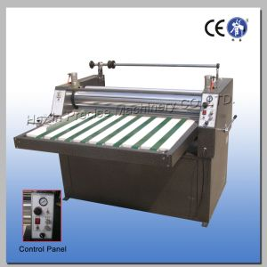 Automatic Pneumatic Sheet Laminating Machine pictures & photos