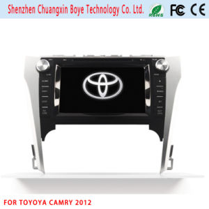Car DVD/MP3/MP4 Player for Toyota Camry 2012 pictures & photos