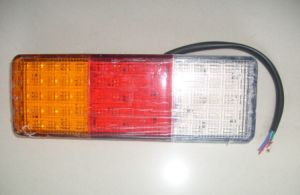 Combo LED Stop Turn Tail Lamp Hr09227-1 pictures & photos