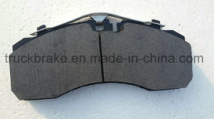 Truck/Bus Brake Pad Wva 29253/29202/29087/29165 for Mercedes-Benz, Bava, Volvo, BPW pictures & photos