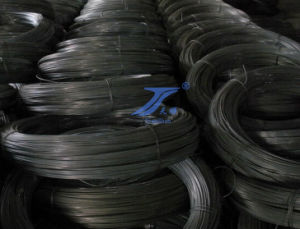 High Tensile Strength Soft Annealed Black Wire (factory) pictures & photos