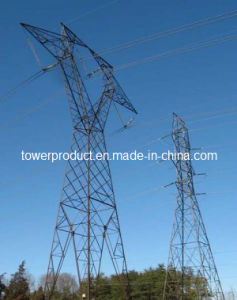 Megatro Self-Supporting Transmission Tower (MG-SST005) pictures & photos