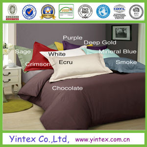 """Soft Like Egyptian Cotton"" Microfiber Bed Sheet pictures & photos"