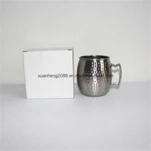Stainless Steel Coffee Cups Beer Cups with Handles pictures & photos
