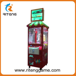 Coin Pusher Claw Crane Machine for Shopping Mall pictures & photos