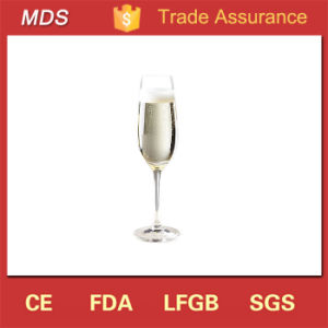 Top Sale Soda Lime Best Champagne Glass Can Be Customized pictures & photos