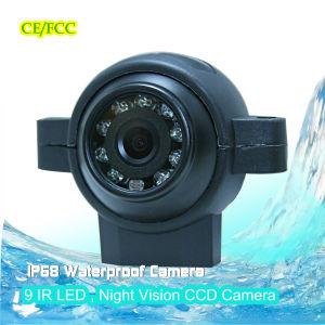 Night Vision Vehicle Rear View Camera / Side View Camera, Ball Camera