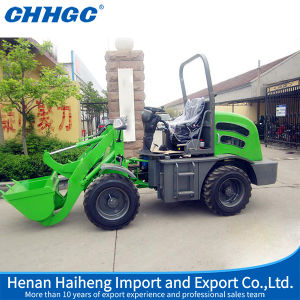 Hr1500 Telescopic Boom Loader pictures & photos