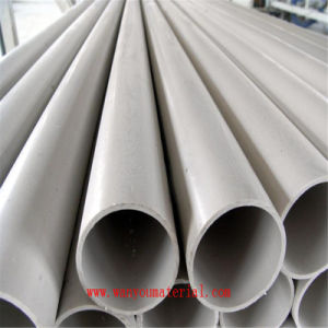 Plastic Pipe-PVC Pipe & Fittings for Drainage pictures & photos