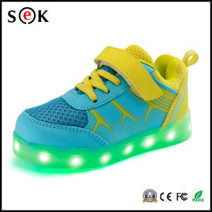 New 2016 Lumineuse Luminous LED Shoes for Adults pictures & photos