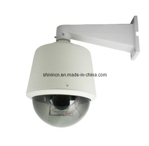 800tvl CCTV Camera, Waterproof H. 264 27X Optical Zoom Outdoor Speed Dome IP Camera (IP-510H) pictures & photos