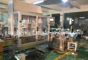 Automatic Liquid Disinfectant Bottling Machine with Ce pictures & photos