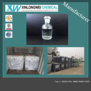 Caustic Soda Lye / Sodium Hydroxide Solution 50% pictures & photos