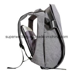 Waterproof Large Capacity Laptop Tablet Rucksack Unisex Backpack pictures & photos