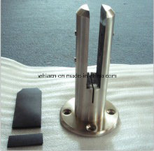 Stainless Steel Glass Spigot Clamp, Glass Fencing Spigot (Precision Casting) pictures & photos