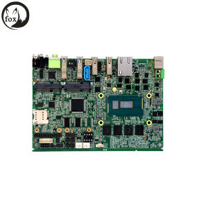 Support 3*SIM Card Motherboard Onboard Intel Haswell-U and Brodwell-U Single Chipset CPU pictures & photos