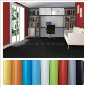 New Technolgy Best Price Gloss Surface PVC Laminate Flooring pictures & photos