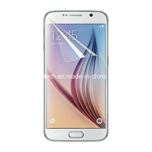 for Samsung Galaxy S6 Clear Screen Protector pictures & photos
