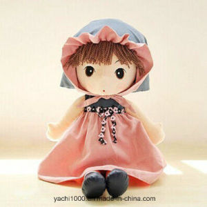 Cute Safety Stuffed Plush Rag Doll for Sleeping pictures & photos