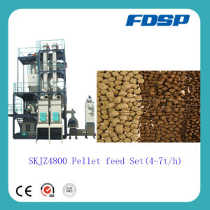 2-3t/H Small Poultry Feed Plant / Poultry Feed Processing Equipment pictures & photos