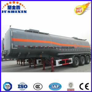Asphalt Transport Tank Semi Trailer (38m3) pictures & photos