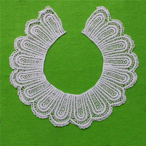 Garment Decoration Cotton Lace Collar (cn03) pictures & photos