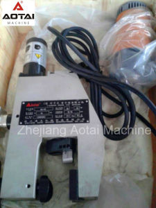 Electric Narrow Design Pipe Beveling Machine (ISC-108) pictures & photos