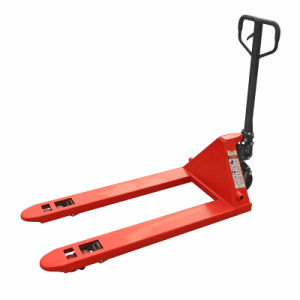 2000kg Hand Pallet Truck with High Quality (AC PUMP) pictures & photos