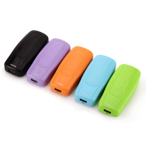 Colorful Power Bank as Mobile Phone Accessories 5200 mAh