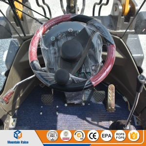 Cheap Price China Wheel Loader Zl20 Construction Machinery 2 Ton Mini Loader for Sale pictures & photos
