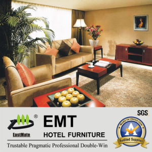 Modern Hotel Lobby Furniture Sofa Set (EMT-SF09) pictures & photos
