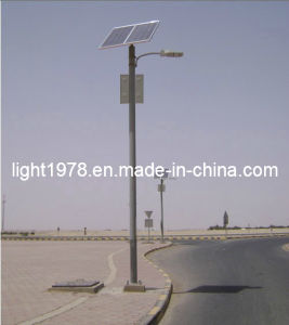 80W LED Solar Streetlights with Soncap Certificate, 8-10mtrs pictures & photos