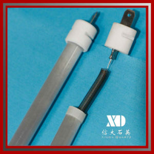 Infrared Electric Quartz Heating Tube for Heater