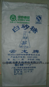 25kg 50kg PP Woven Sugar Bag pictures & photos