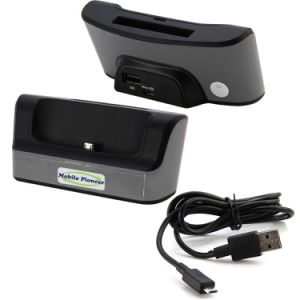 Mobile Dual Desktop Dock Cradle Charger for LG G3 pictures & photos