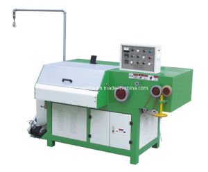 Two Roller Dies Zinc Wire Drawing Machine