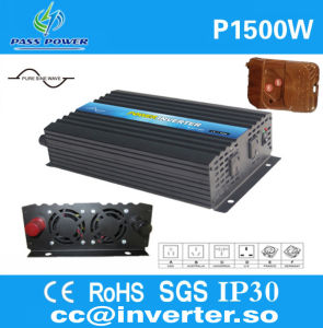1500W Pure Sine Wave Power Inverter with Remote Controller (MLP-1500W)