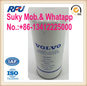 High Qaulity Oil Filter for Volvo (OEM NO.: 466634) pictures & photos