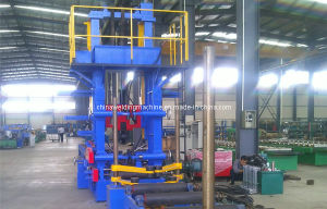 Automatic 3 in 1 Intergrated Machine H-Beam Production Line pictures & photos