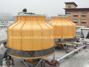 Fibergladd Round Type Water Cooling Tower pictures & photos