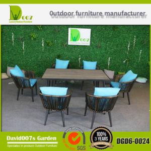 Modern Design Outdoor Garden Furniture Rattan Dining Set pictures & photos