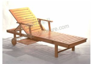 Outdoor Garden Beach Sand Lounge Leisure Chair (JJ-LB03)