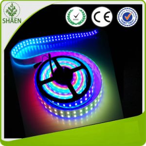 Double Line Waterproof RGB LED Strip 5m 600LED pictures & photos