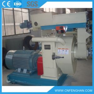 Fh-508h 1.5-2t/H Ce Certificate Small Wood Pellet Mill pictures & photos