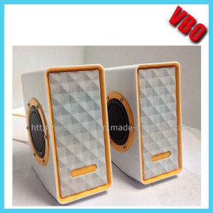 New! Vibration Active 2.0 USB Multimedia Speaker (SP-001M) pictures & photos