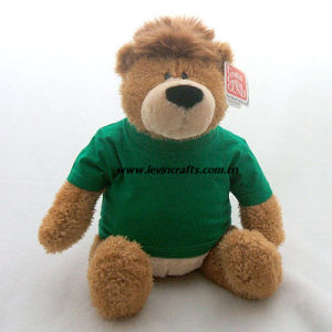 Customized Teddy Bears on Custom Stuffed Cool Personalized Teddy Bears Toy Plush  Le Tb071619