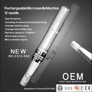 Derma Roller Microneedle Therapy Machine pictures & photos