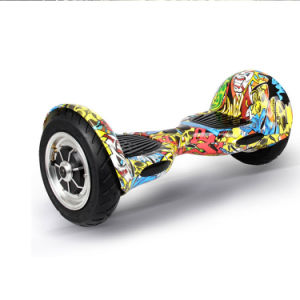 10 Inch Two Wheel Slef Balancing Hoverboard Support OEM pictures & photos